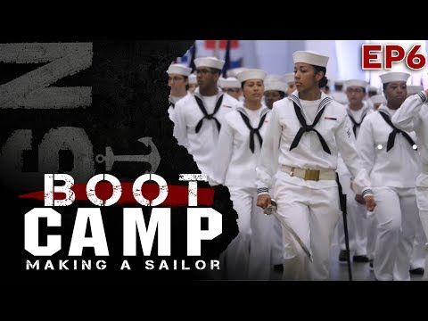 "Making a Sailor: Episode 6 - ""I'm a U.S. Navy Sailor"""