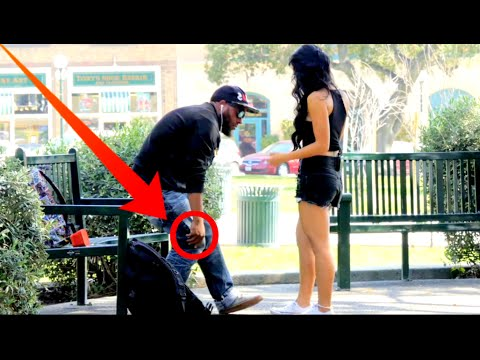 Is Chivalry DEAD??? Are There Still REAL Gentlemen??? Social Experiment part 1