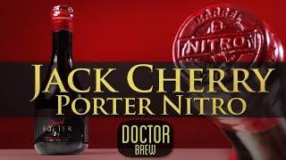 Jack Cherry Porter Bourbon BA NITRO z Doctor Brew