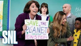 Cut for Time: Dianne Feinstein Message - SNL