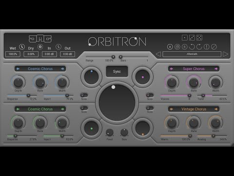 Orbitron Introduction