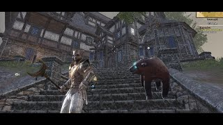 Elder Scrolls Online Game Play Episode 1