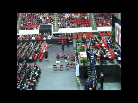 NC State Graduation Fall 2011