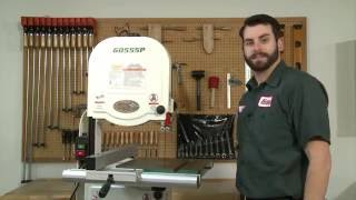 Grizzly G0555 Bandsaw