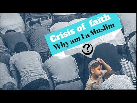 Muslims who don't know why they are Muslim in Islam & the Billion Dollar Question