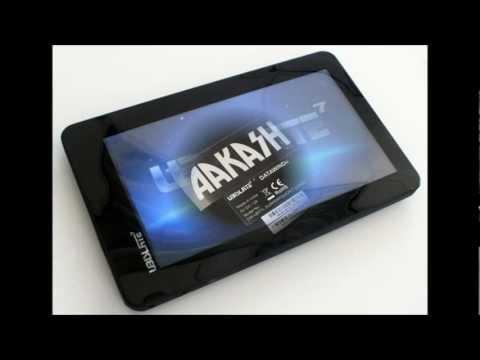 World's Cheapest Tablets - UbiSlate 7 Aka Aakash And UbiSlate 7+