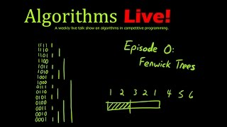 Algorithms Live! Episode 0 - Fenwick Trees