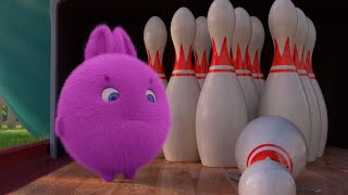 Funny Videos For Kids | BUNNIES BOWLING | Sunny Bunnies | Videos For Kids