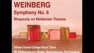 Weinberg Rhapsody on Moldavian Themes