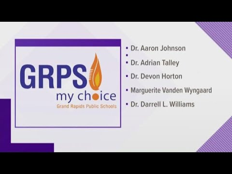 GRPS Names Five Finalists In Superintendent Search
