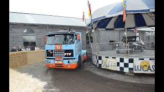 FTF race truck 6v92 Detroit 1/2 Walsoorden