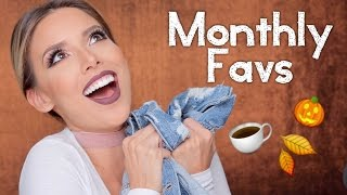 SEPTEMBER FAVORITES | LUSTRELUX