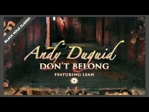 Andy Duguid featuring Leah - Don't Belong