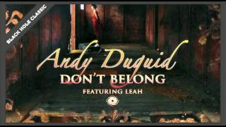 Andy Duguid featuring Leah - Don