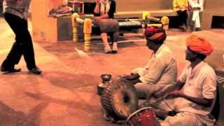 Rajasthani Folk music and dance- Chowki Dhani- India