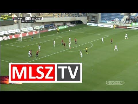 Videoton  – Balmazújváros | 1-1 | OTP Bank Liga | 1. forduló | MLSZTV