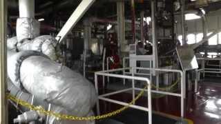 Engine Room - Natchez Mississippi Paddle Steamer - New Orleans