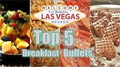 Top 5 Las Vegas Breakfast Buffets