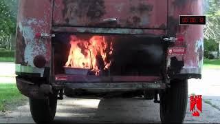 DEMO Chữa Cháy Tự Động Khoang Động Cơ Bằng BlazeCut  |  OlymSafety