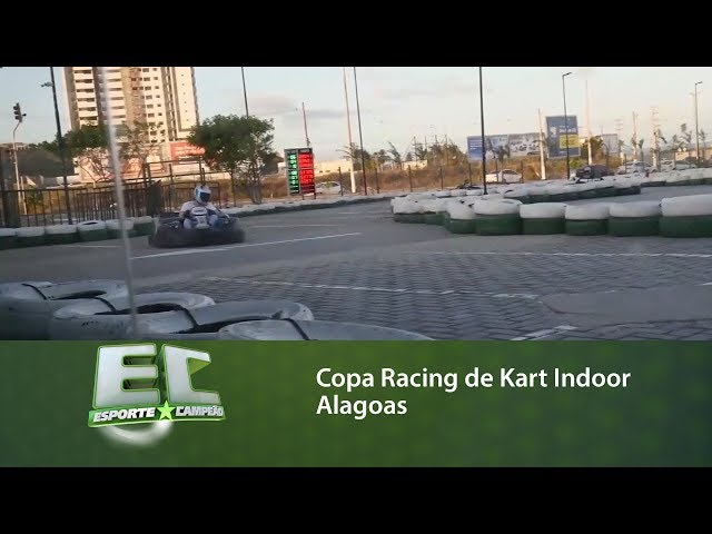 Copa Racing de Kart Indoor Alagoas