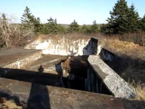 Strawberry Battery - McNabs Island - Halifax Harbour - Nova Scotia