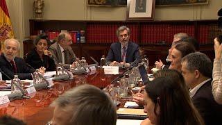 CGPJ logra consensuar seis nombramientos en la cúpula judicial