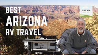 Ep. 137: Best Arizona RV Travel | camping hiking