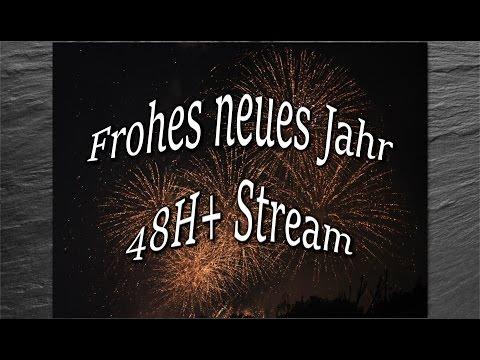 SILVESTER STREAM - 48H+ - Altes Jahr ausklingen lassen & in das Neue hineinfeiern #1/5