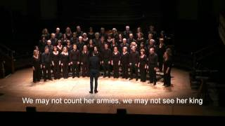 Holst arr Ayres: I Vow To Thee My Country - Reading Phoenix Choir