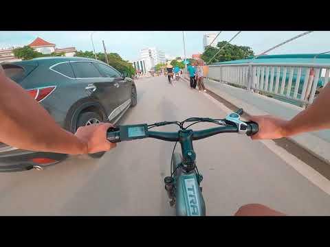 [Revew] Xe đạp Xiaomi Himo C26 Travel