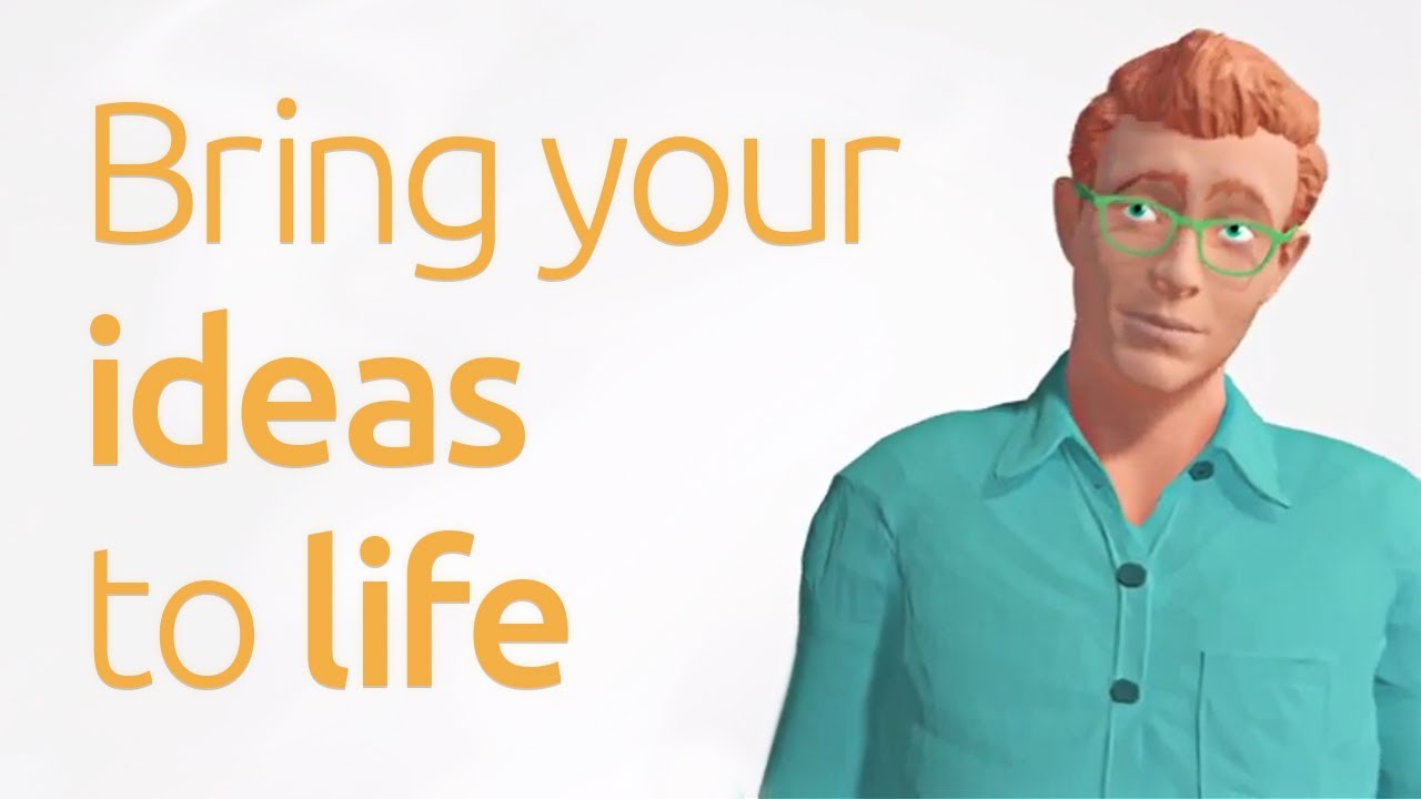 Image result for Bring to life your idea