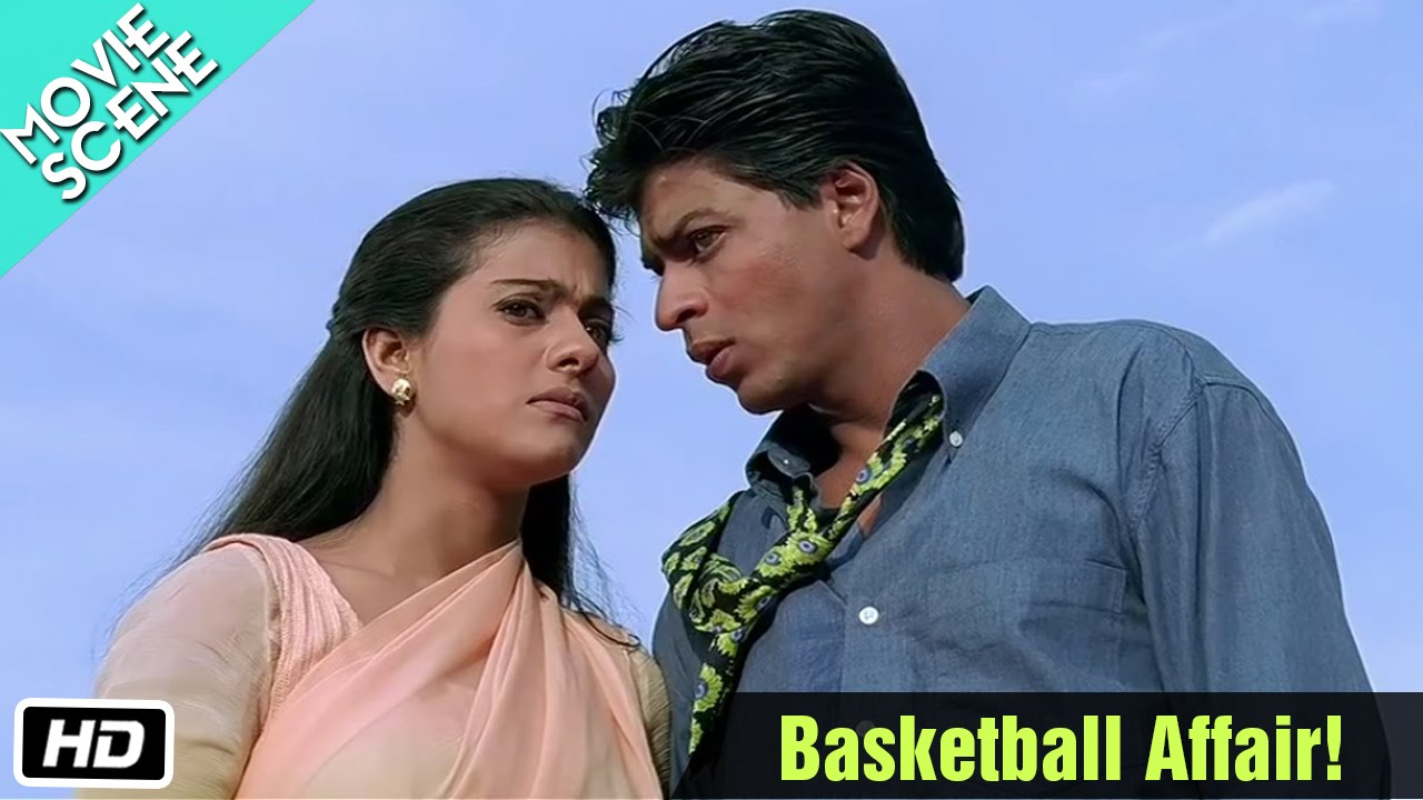 Basketball Affair Movie Scene Kuch Kuch Hota Hai Shahrukh