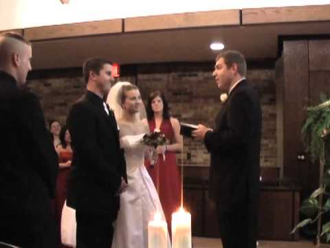 Courtney & Beau McDaniel's Wedding Ceremony