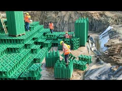 Stormcrate EcoBloc Rigofill Block Aquvoid Metro Drainwell ...
