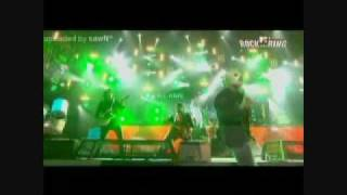 "Slipknot Vermilion Live ""Rock am Ring"" (new official music video song 2009) + Download"