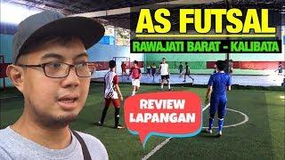 As Futsal Lapangan Futsal Di Rawajati Barat Kalibata (Review)