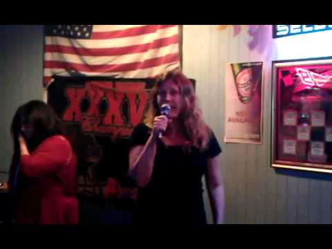 Nancy St Pete Love Me Like a Man Karaoke
