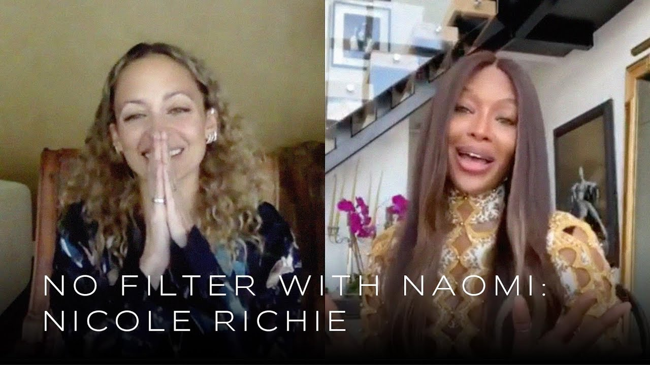 """Download Nicole Richie Dishes on """"The Simple Life"""" 