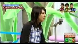 堀北真希 桜庭ななみ 一周回ってピース(*^^)v 桜庭ななみ 検索動画 20