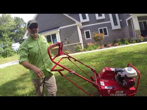 Fall Lawn Care | Aeration, Overseed, Starter Fertilizer, Milorganite FUN!