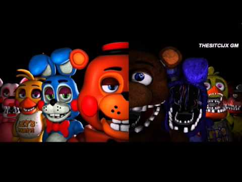 FNAF welcome to club now