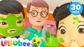 Healthy Fruit & Vegetable Song | +More Nursery Rhymes & Kids Songs | ABCs and 123s | Little Baby Bum