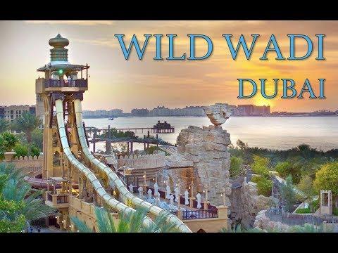 DUBAI WATER SLIDES – WILD WADI WATER PARK