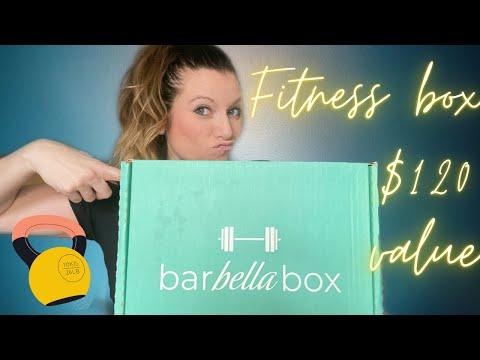 Barbella box: monthly