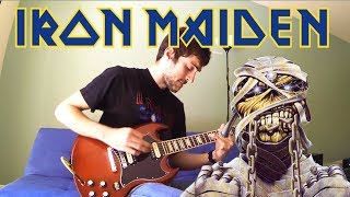 (HD) Iron Maiden - The Rime of the Ancient Mariner (guitar cover)