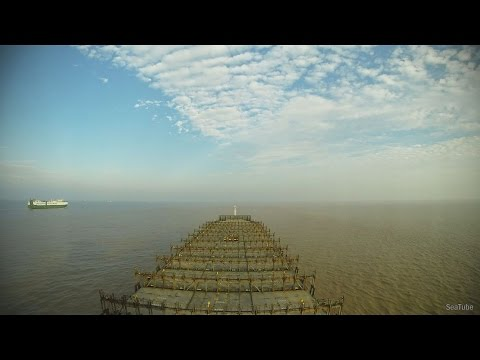 Time-lapse (60fps): down the Yangtze River [4K / UHD]