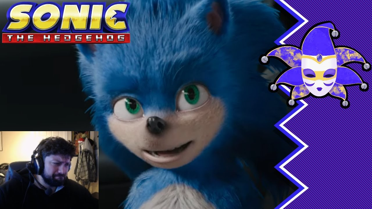 Sonic The Hedgehog Movie Trailer Reactions Jabroni Mike