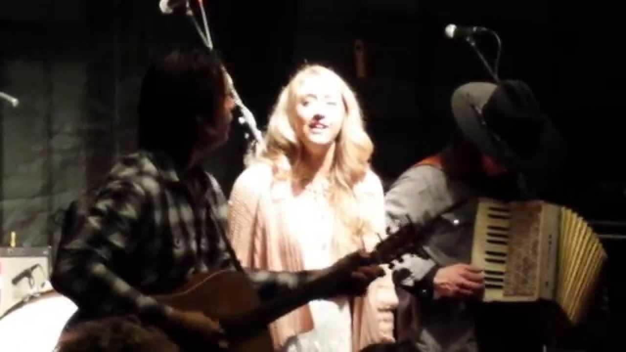Kangaroo Lake - Ian Moore & Kullen Fuchs with Nikki Sample - YouTube