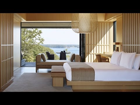 Inside Japan's most exclusive hotel, AMANEMU: impressions & review