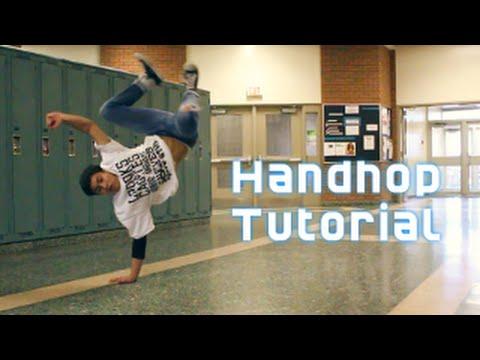 Breakdance How To Handhop